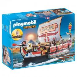 Galera Romana Playmobil History