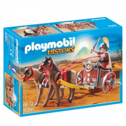 Cuadriga Romana Playmobil History