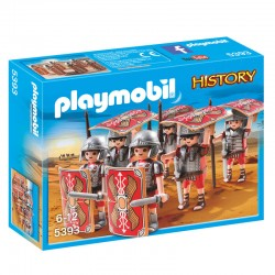 Legionarios Playmobil History