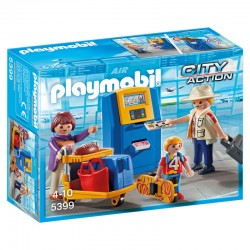 Familia Check- In Playmobil City Action