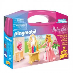 Maletin Princesa Playmobil Princess