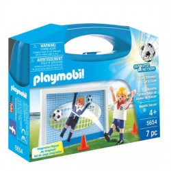 Maletin Futbol Playmobil Sports Action