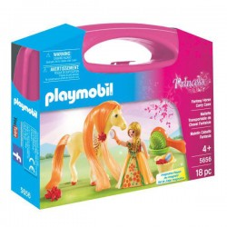 Maletin Princesa con caballo Playmobil Princess