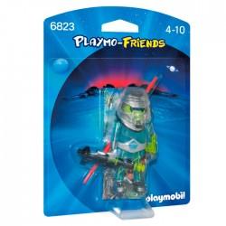 Guerrero del Espacio Playmobil Playmo Friends