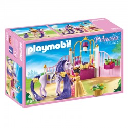 Establo del Caballo Real Playmobil Princess