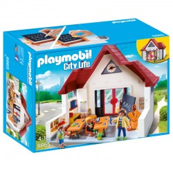 Colegio Playmobil City Life