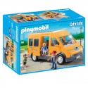 Autobus Escolar Playmobil City Life