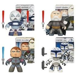 Figura Mighty Muggs Star Wars surtido