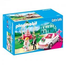 Fiesta de Boda Playmobil City Life