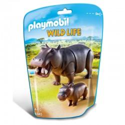 Hipopotamos Playmobil Wild Life