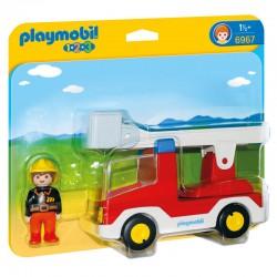 Camion de Bomberos Playmobil 1.2.3
