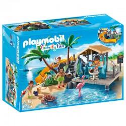 Isla Resort Playmobil Family Fun