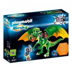 Dragon de Kingsland con Alex Playmobil Super 4