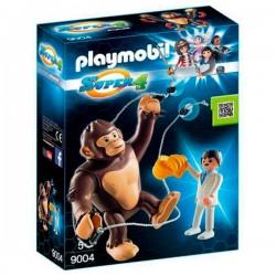 Gorila Gigante Gonk Playmobil Super 4