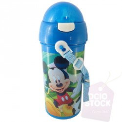 Cantimplora Mickey Disney Football pop up