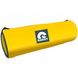 Portatodo cilindrico Baggy Yellow