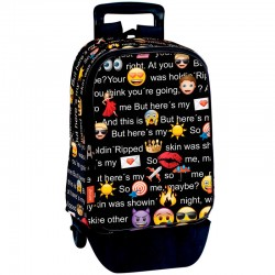 Trolley Emoji Talk 42cm