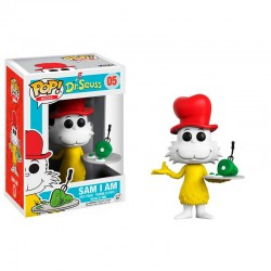 Figura Vinyl POP! Dr. Seuss Sam I Am