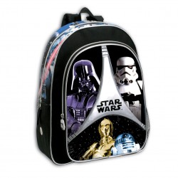 Mochila Star Wars Flash 35cm