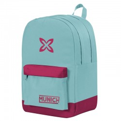 Mochila doble Munich Blue Colors 45cm adaptable