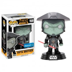 Figura POP Star Wars Rebels Fifth Brother Exclusive