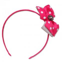 Diadema lazo Gorjuss Ladybird