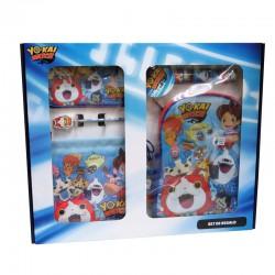 Set regalo deluxe Yo Kai Watch