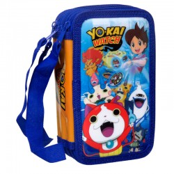 Plumier Yo Kai Watch triple