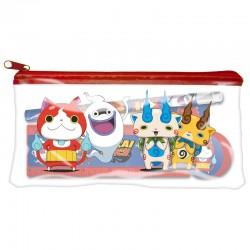 Portatodo Yo Kai Watch con set papeleria 4pz