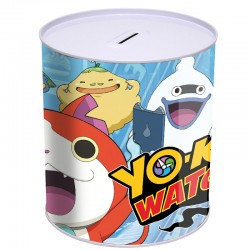 Hucha Yo Kai Watch metalica 15cm