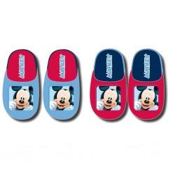 Zapatillas pantuflas Mickey surtido