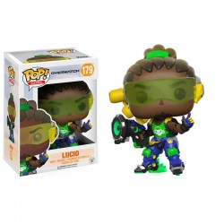 Figura POP Overwatch Lucio