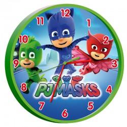 Reloj pared PJ Masks