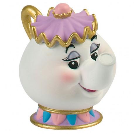 Figura Mrs. Potts La Bella y La Bestia Disney