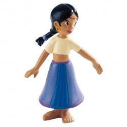 Figura Shanti El Libro de la Selva Disney