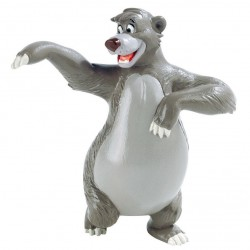 Figura Baloo El Libro de la Selva Disney