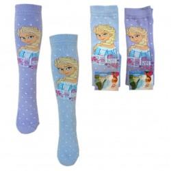Calcetines largos Elsa Frozen Disney surtido