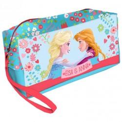 Portatodo neceser Frozen Disney Elsa y Anna