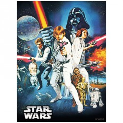 Puzzle Star Wars Classic 500pz
