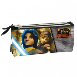 Portatodo Star Wars Rebels Republic triple