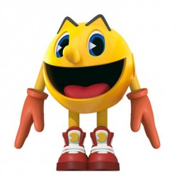 Mochila Pac Man forma