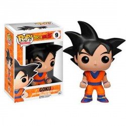 Figura POP Dragon Ball Z Black Hair Goku Exclusive