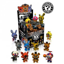 Figura Mystery Minis Five Nights at Freddys surtido
