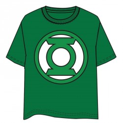 Camiseta Linterna Verde adulto