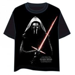 Camiseta Kylo Ren Star Wars Disney adulto
