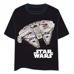 Camiseta Halcon Milenario Star Wars Disney adulto