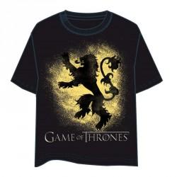 Camiseta Juego de Tronos Lannister adulto