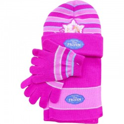 Set bufanda gorro guantes Frozen Disney