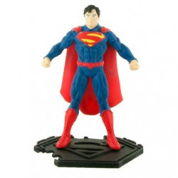 Figura Superman fuerza DC Comics
