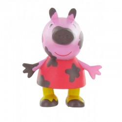 Figura Peppa Pig barro